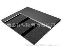 青岛专业分层式织物芯输送带