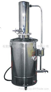 实验室电蒸馏水机 1