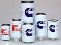 康明斯柴油發電機配件及濾清器
