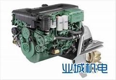 沃爾沃VOLVO柴油發電機啟動機/充電發電機