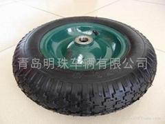 手推車輪胎3.50-8