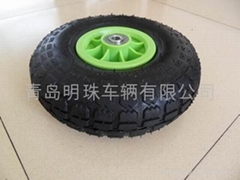 手推車輪胎4.10/3.50-4