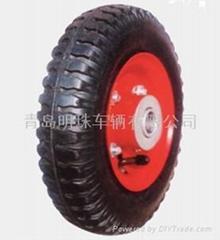 工具車輪胎