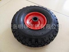 手推車輪胎3.00-4