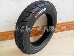 摩托车真空轮胎3.00-10