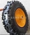 手推车轮胎4.10-6,4.0