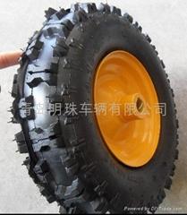 手推車輪胎4.10-6,4.00-613x4.10/3.50-6