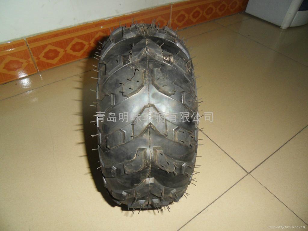 无内胎轮胎145/70-6 2