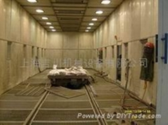 吉川气力自动回收式喷砂房