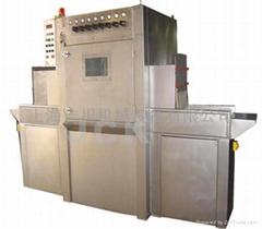 吉川液体输送式自动喷砂机