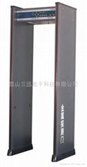 供應安徽安檢門VTS-8000