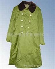 陆军防寒大衣