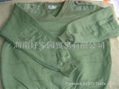 海军(陆军)绒衣