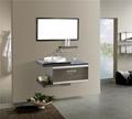 高級不鏽鋼浴室櫃R0023