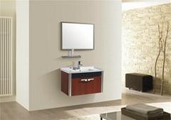 304不锈钢浴室柜R0014