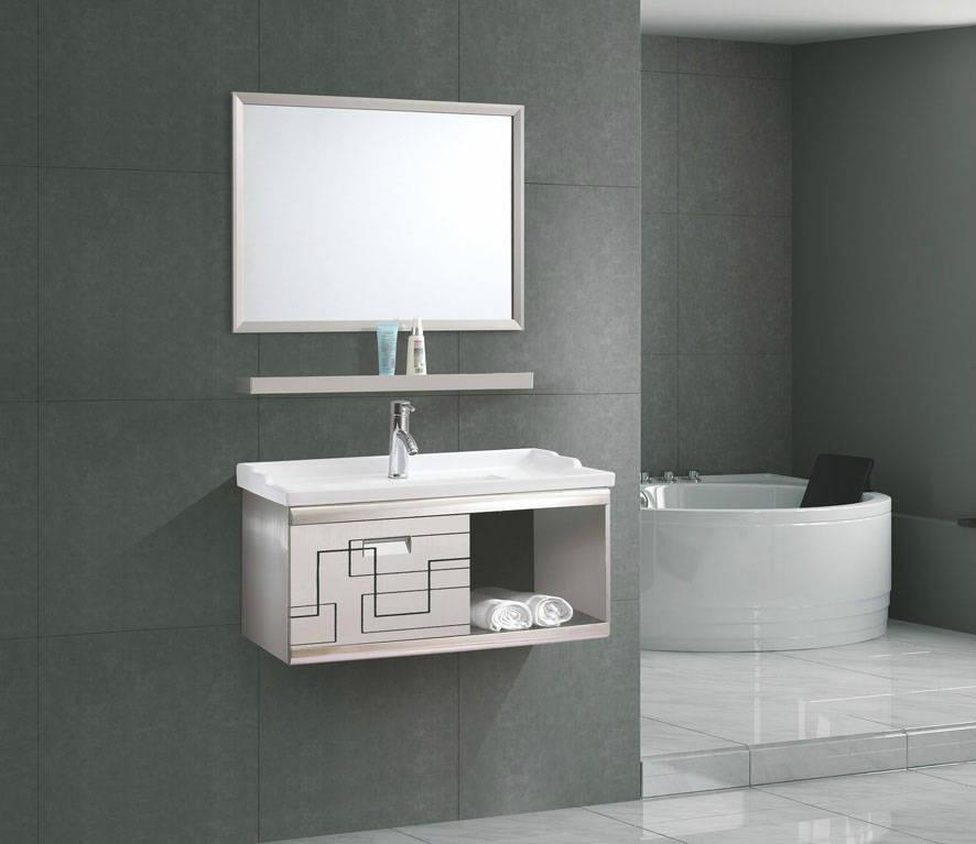 不鏽鋼浴室櫃R8647 1