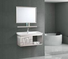 不锈钢浴室柜R8647
