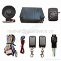 Basic Model Car Alarm System