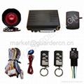 Universal Model Car Alarm System 5