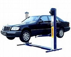 2 post mechanic car lift