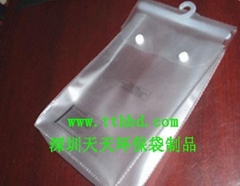 深圳PVC挂钩袋