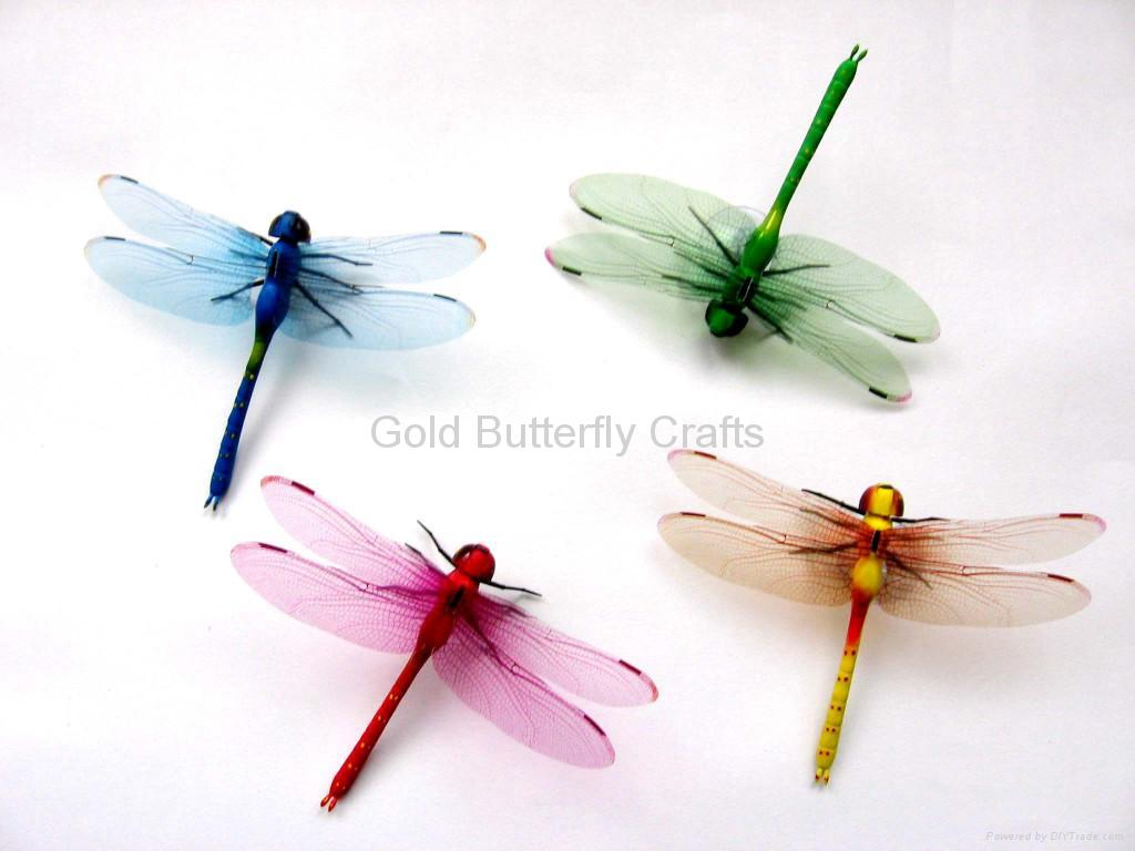 Dragonfly arts and crafts - Dragonfly