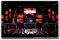 LED grid display