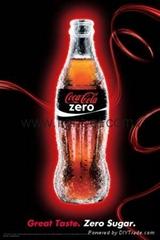 EL 可口可乐广告