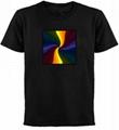 EL  冷光T恤 2