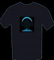 发光T恤 2