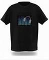 发光T恤 3
