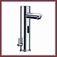 Integrated Electronic Sensor Faucet