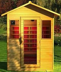 outdoor infrared sauna room,home sauna