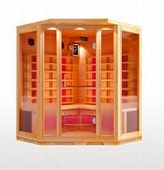 far infrared home sauna room