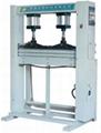 供應欣琦木工設備熱壓拼接機