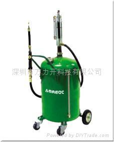 萬力開AOP386移動式氣動注油機 1