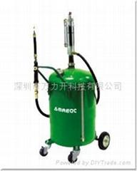 万力开AOP386移动式气动注油机