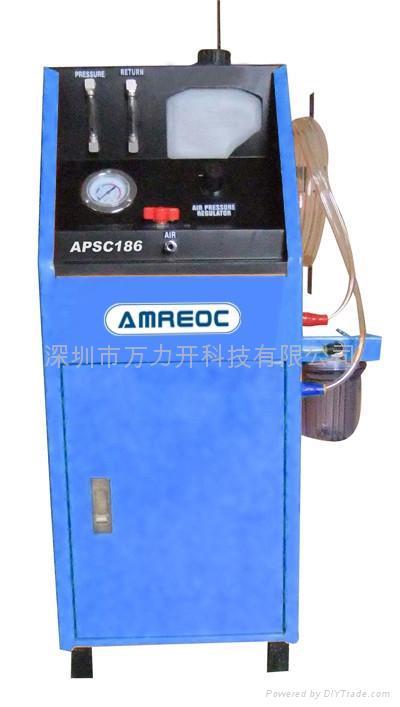 供应万力开APSC186动力方向系统清洗换油机 1