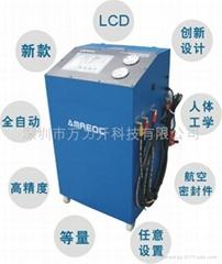 供應萬力開ATFC179自動變速箱等量換油清洗機