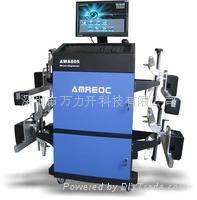 AWA805极先锋智能四轮定位