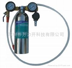 AFSC212單吊瓶雙表式燃油免拆清洗機