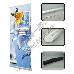 Advertising Convenient Roll Up Display Series