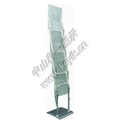 Advertising Convenient Brochure Display Stand 2