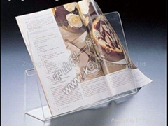 Acrylic organic material brochure Display stand