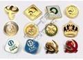 Acrylic art & crafts badge series