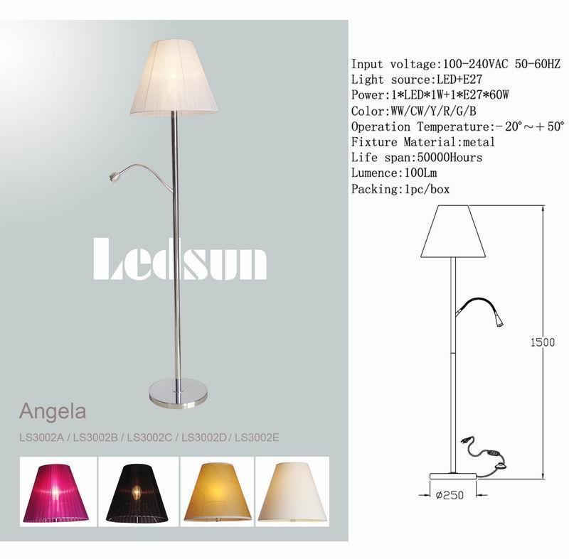 LED Floor Lamp  1