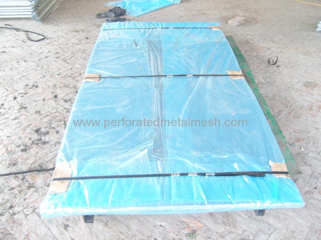 Perforated Metal mesh 3