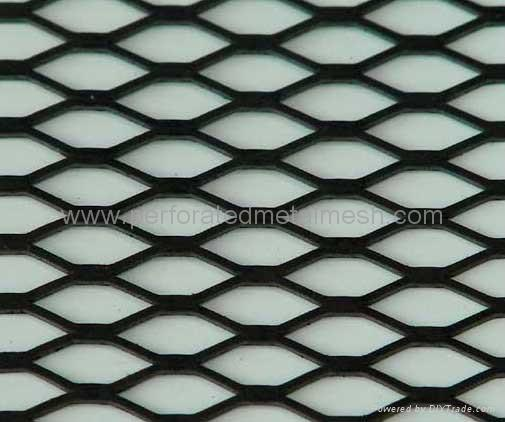 Expanded Wire Mesh 3