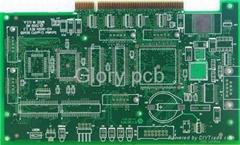 HAL Golden Finger 6 Layers PCB