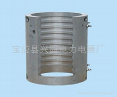 内风槽铸铝加热器